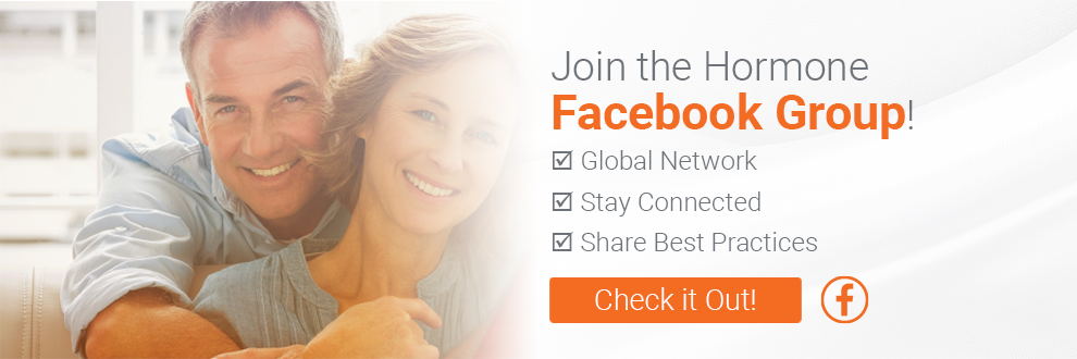 Check out our Hormone Facebook Group!