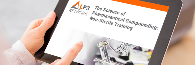The Science of Pharmaceutical Compounding: Non-Sterile Training
