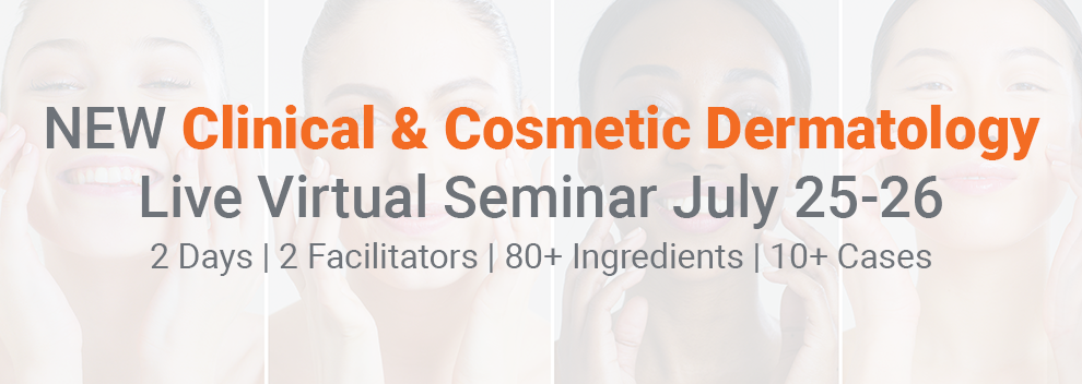 LP3 Network Clinical & Cosmetic Dermatology Live Virtual Seminar July 25-26